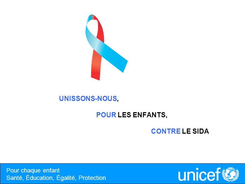 UNISSONS-NOUS, POUR LES ENFANTS, CONTRE LE SIDA