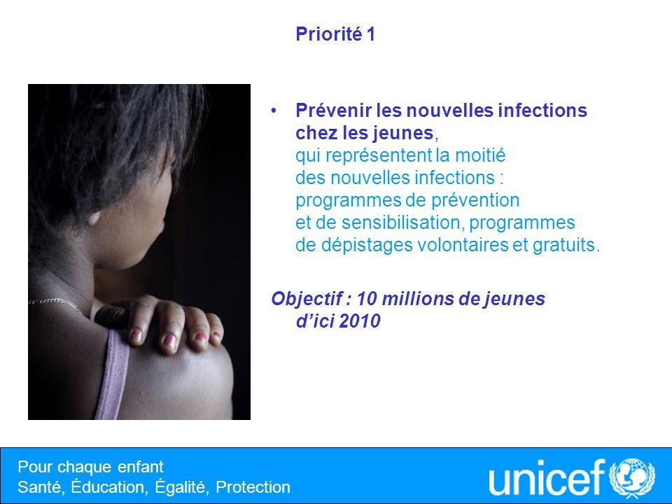Objectif : 10 millions de jeunes d'ici 2010