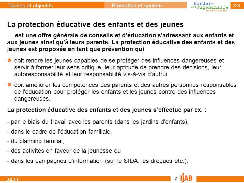 La protection éducative des enfants et des jeunes