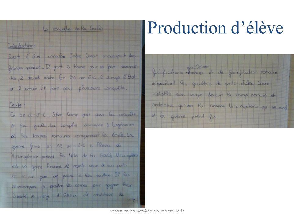 Production d'élève sebastien.brunet@ac-aix-marseille.fr