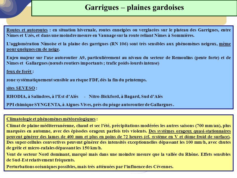 Garrigues – plaines gardoises