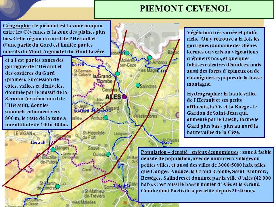 PIEMONT CEVENOL