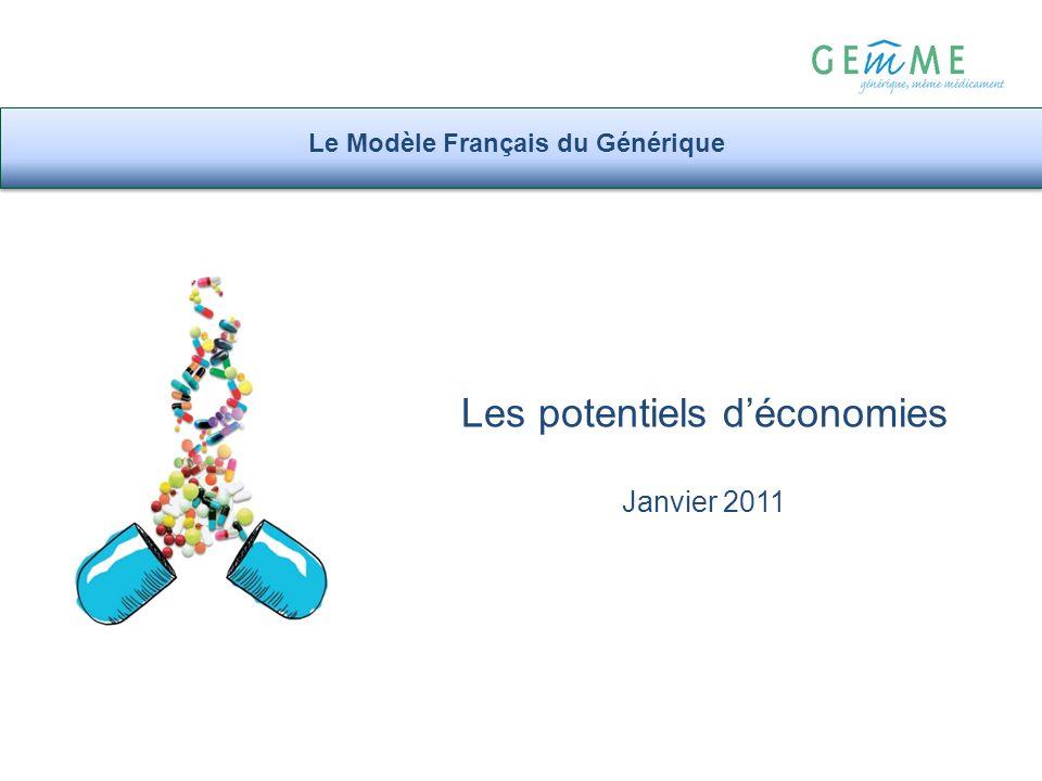 Le Modèle Français du Générique