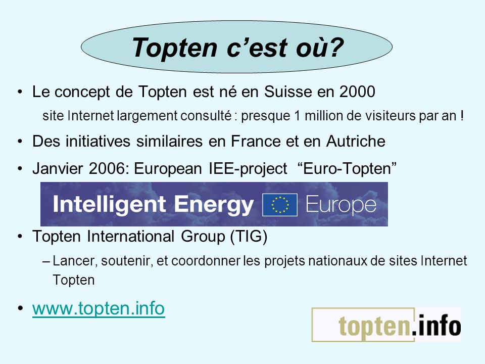 Topten c'est où www.topten.info