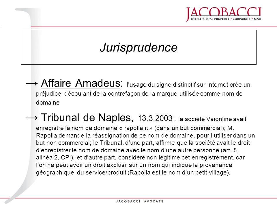 Jurisprudence