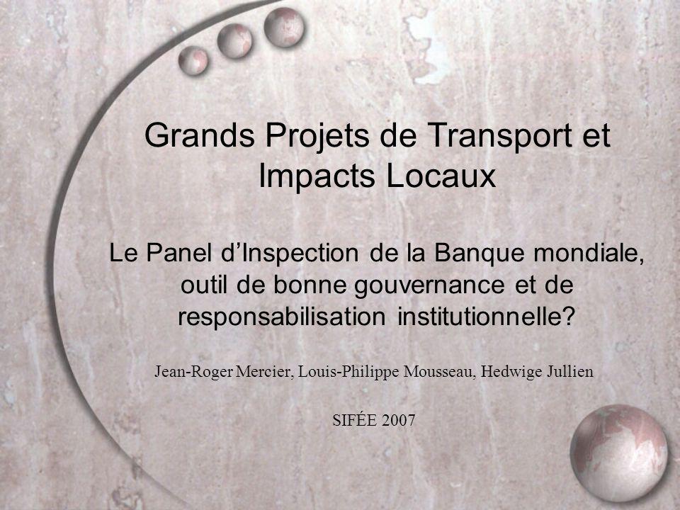 Jean-Roger Mercier, Louis-Philippe Mousseau, Hedwige Jullien