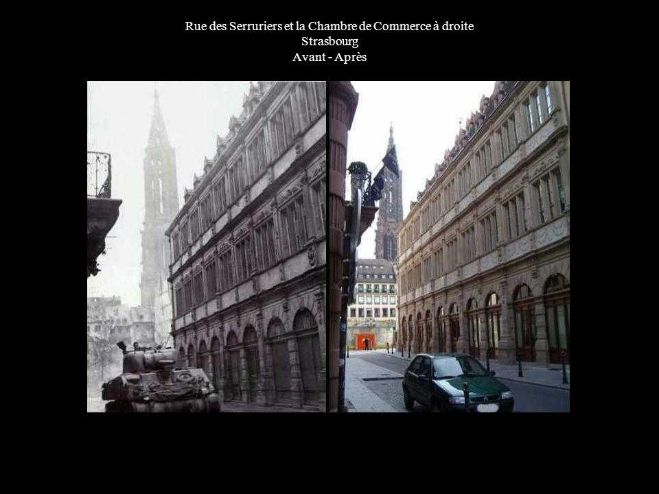 Magnifique image de la rue merci re et de la cath drale strasbourg ppt video online t l charger - Chambre du commerce strasbourg ...
