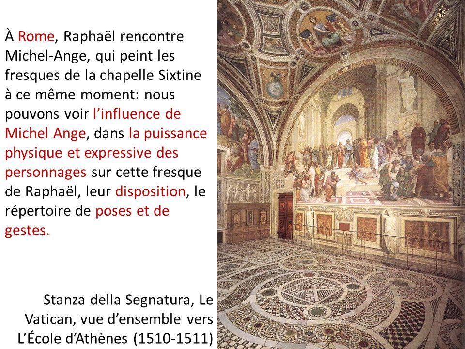 Souvenez vous la haute renaissance ppt video online - Michel ange le plafond de la chapelle sixtine ...