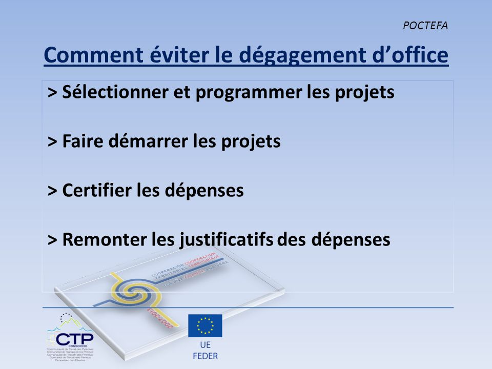 Comment éviter le dégagement d'office