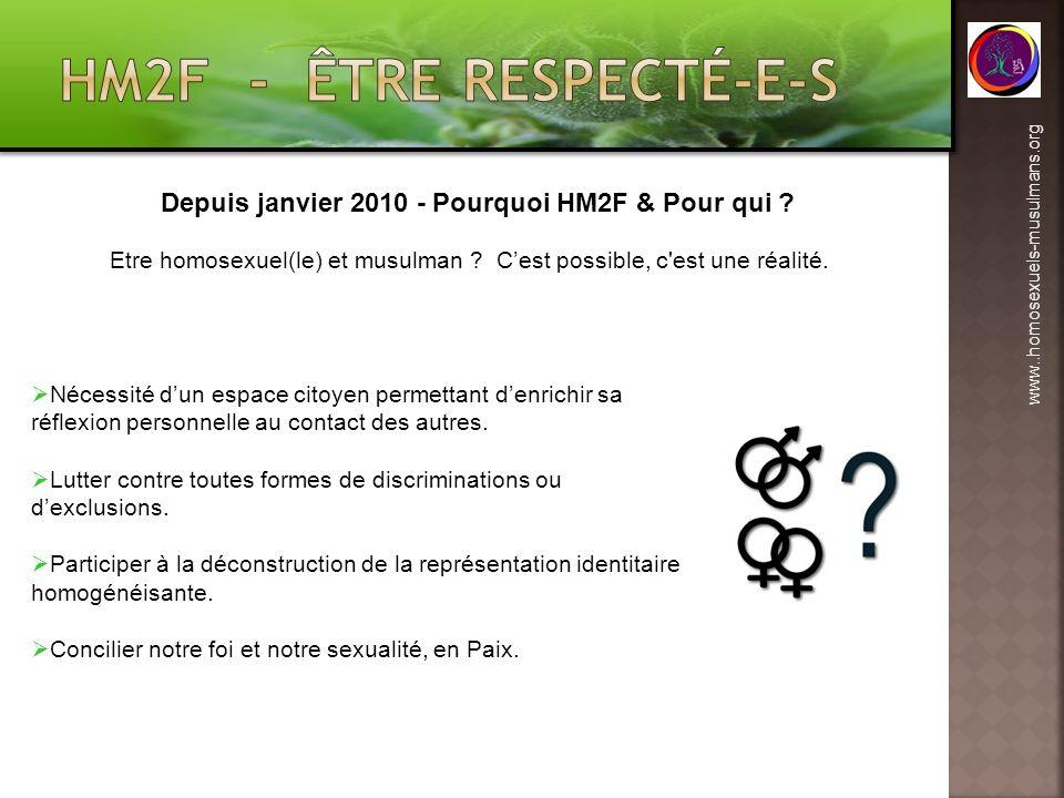 HM2F - ÊTRE RESPECTé-e-s