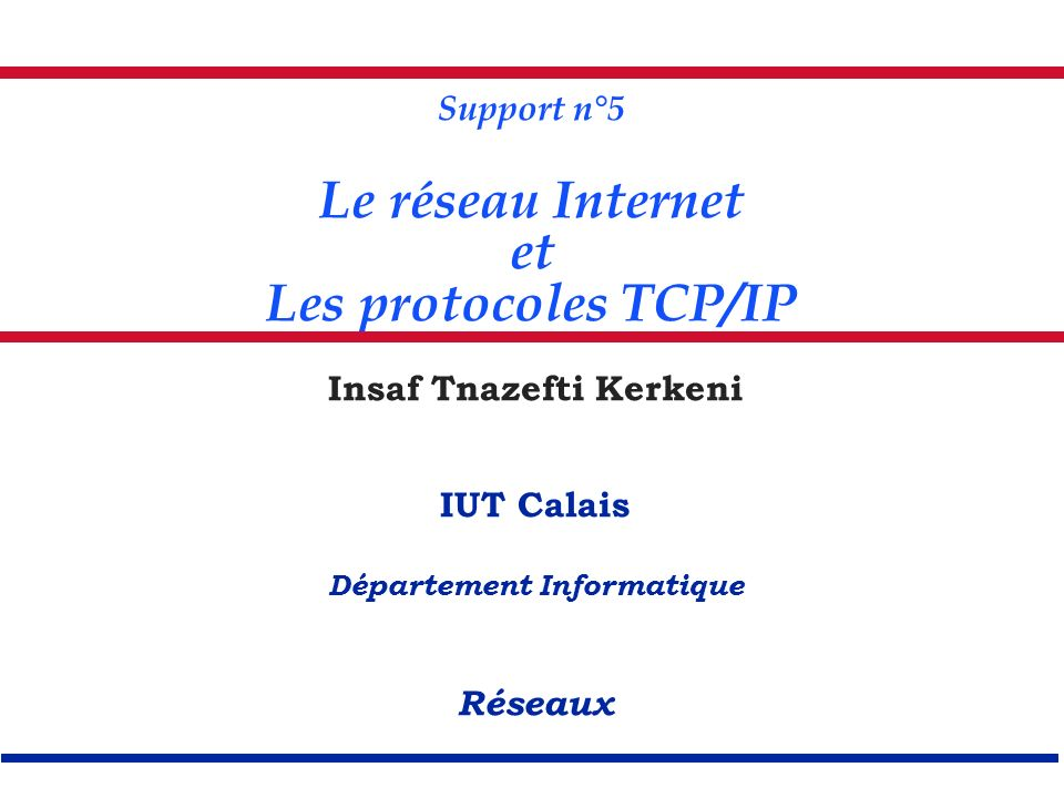 les protocoles de la couche transport pdf