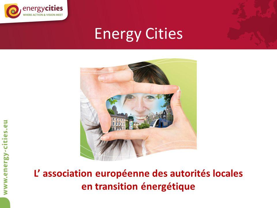 L' association européenne des autorités locales