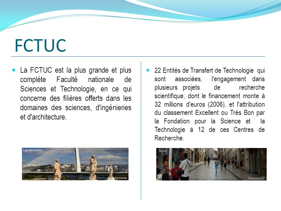 FCTUC