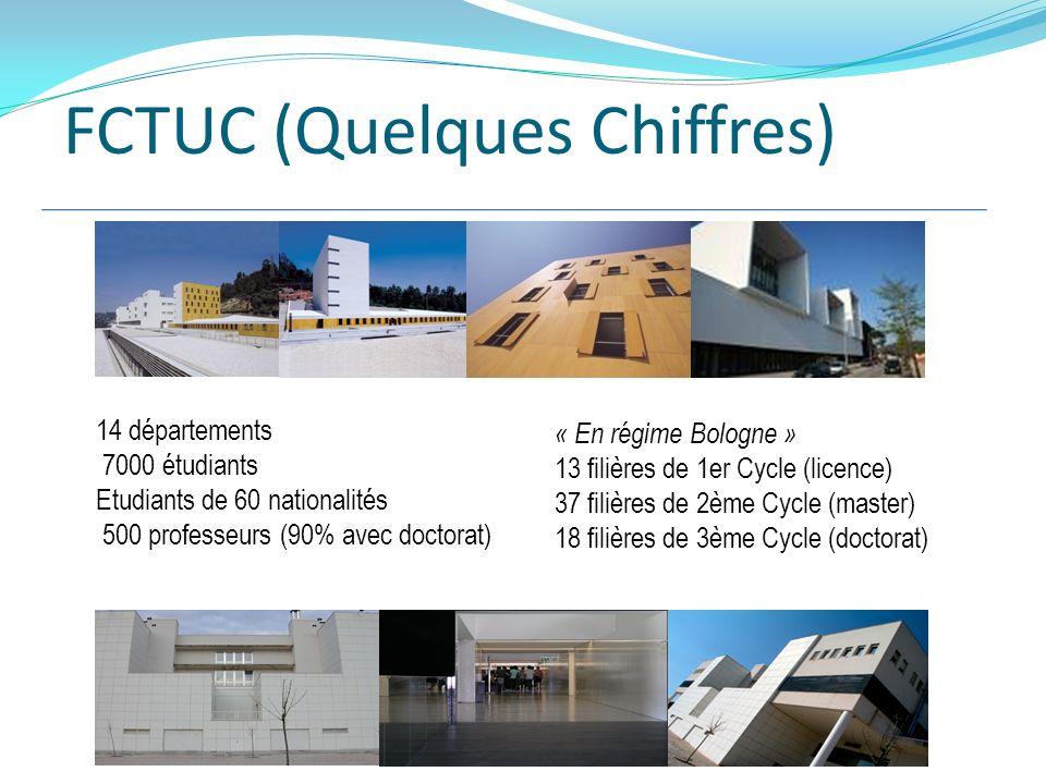 FCTUC (Quelques Chiffres)