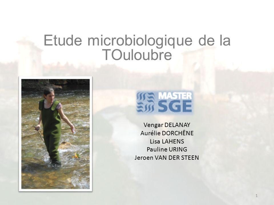 Etude microbiologique de la TOuloubre