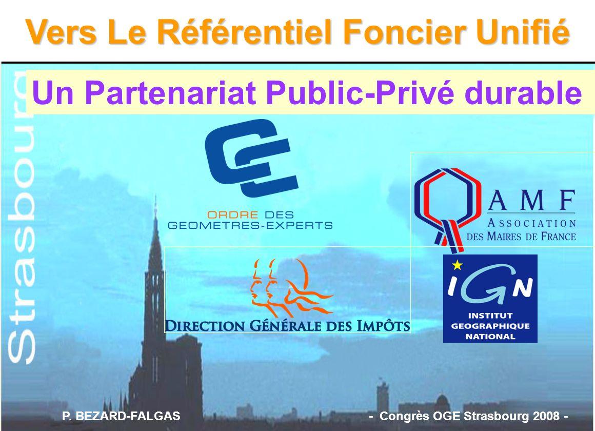Vers Le Référentiel Foncier Unifié