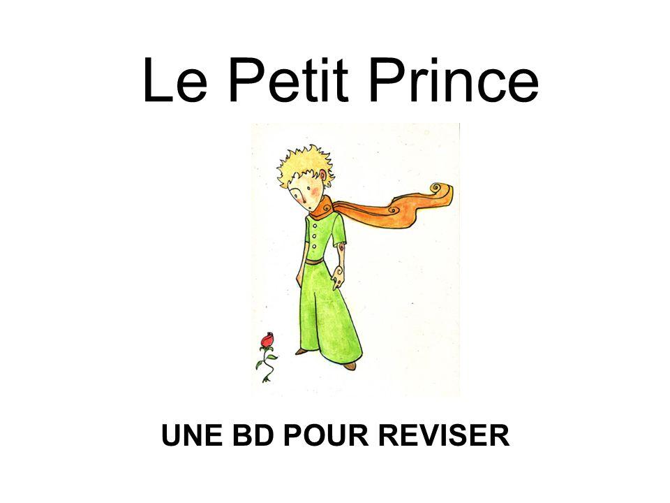 Le Petit Prince UNE BD POUR REVISER