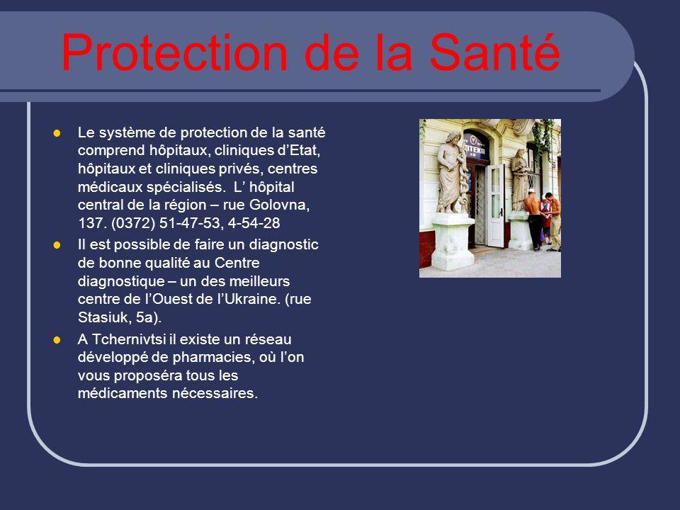 Protection de la Santé