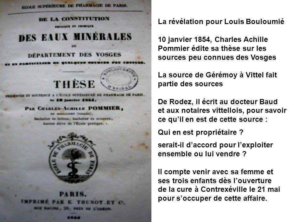 La révélation pour Louis Bouloumié