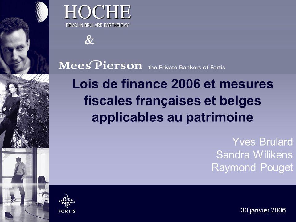 Yves Brulard Sandra Wilikens Raymond Pouget