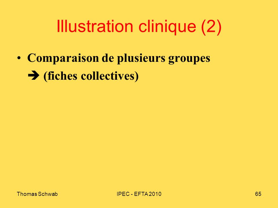 Illustration clinique (2)