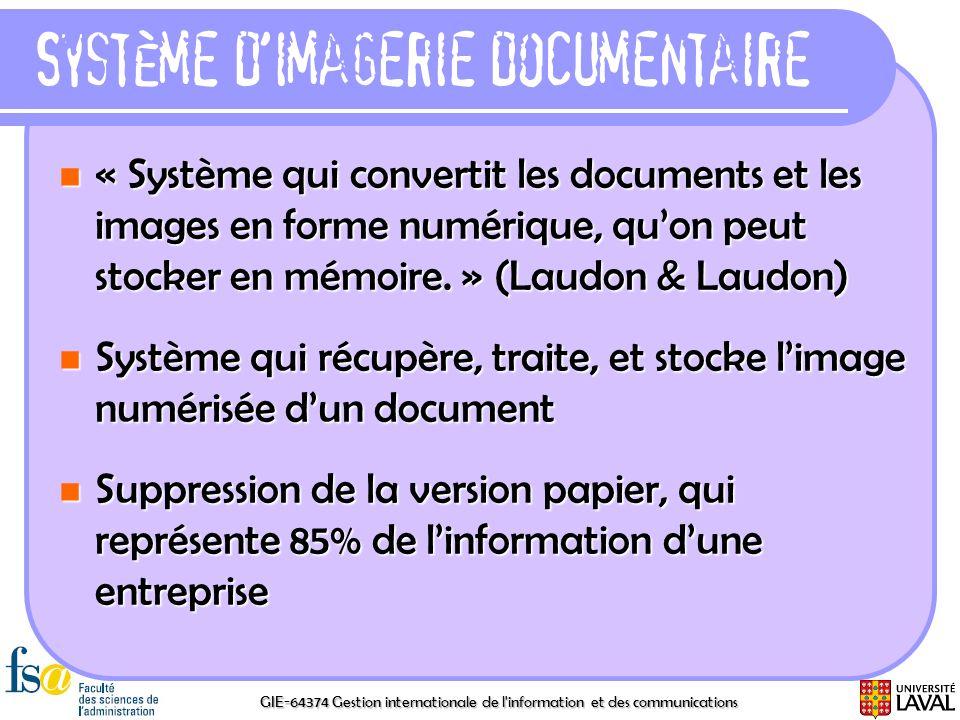 Système d'imagerie documentaire
