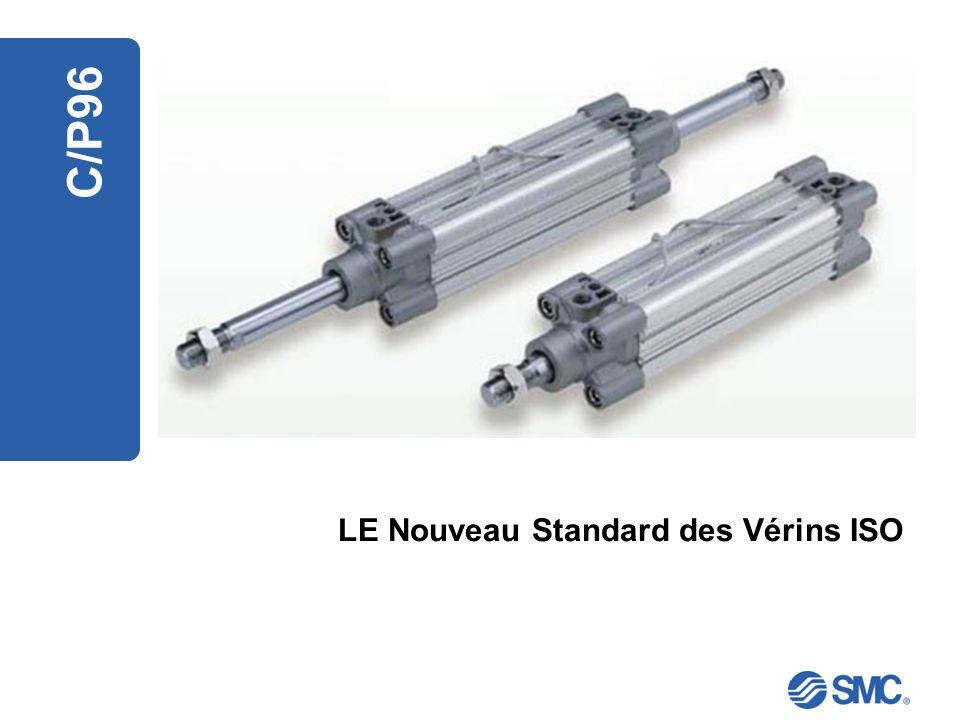LE Nouveau Standard des Vérins ISO