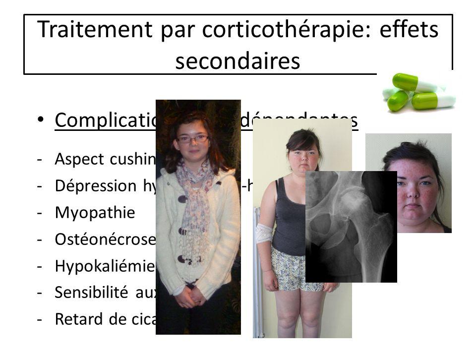 Traitement par corticothérapie - ppt télécharger