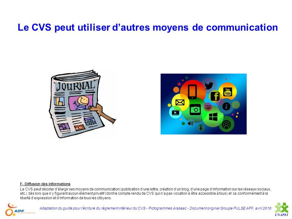 ri cvs mr vf 09  12  2014 guide pour  u00e9crire le r u00e8glement