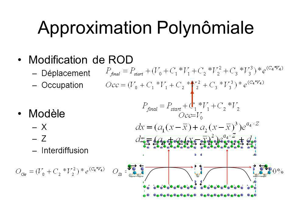 Approximation Polynômiale