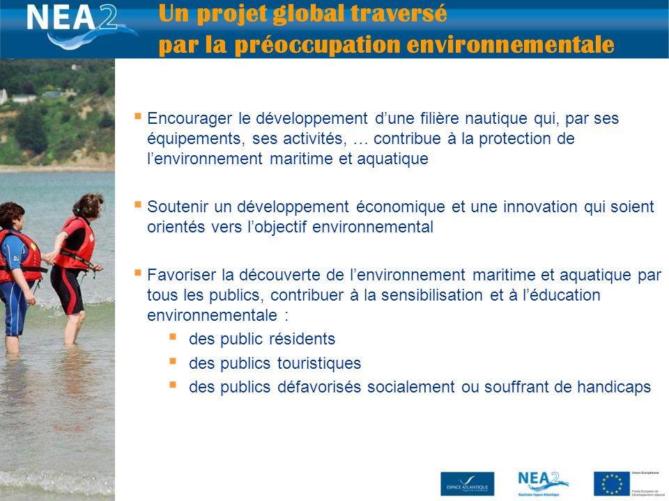Un projet global traversé par la préoccupation environnementale