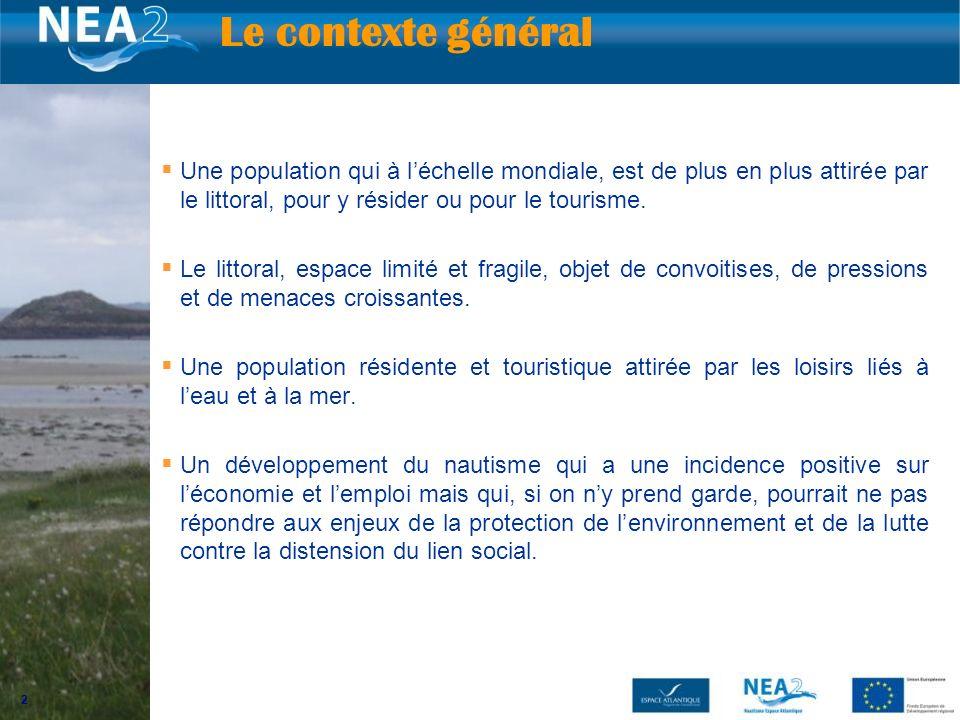 Le contexte général Une population qui à l'échelle mondiale, est de plus en plus attirée par le littoral, pour y résider ou pour le tourisme.