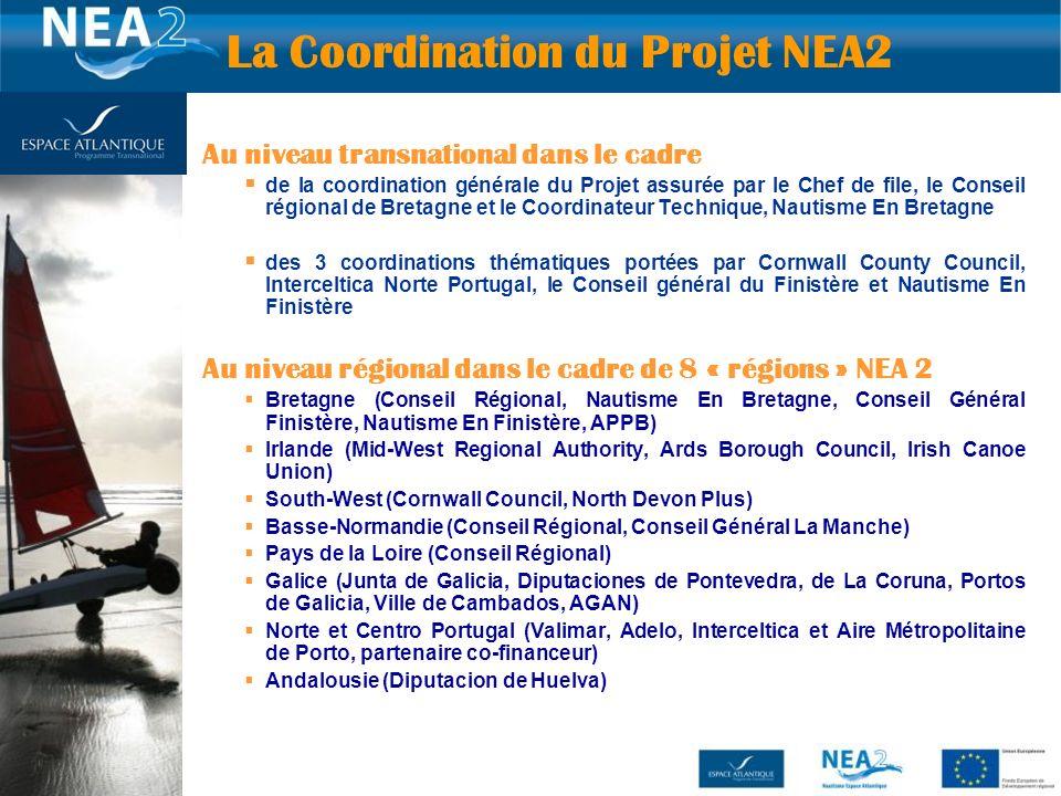 La Coordination du Projet NEA2