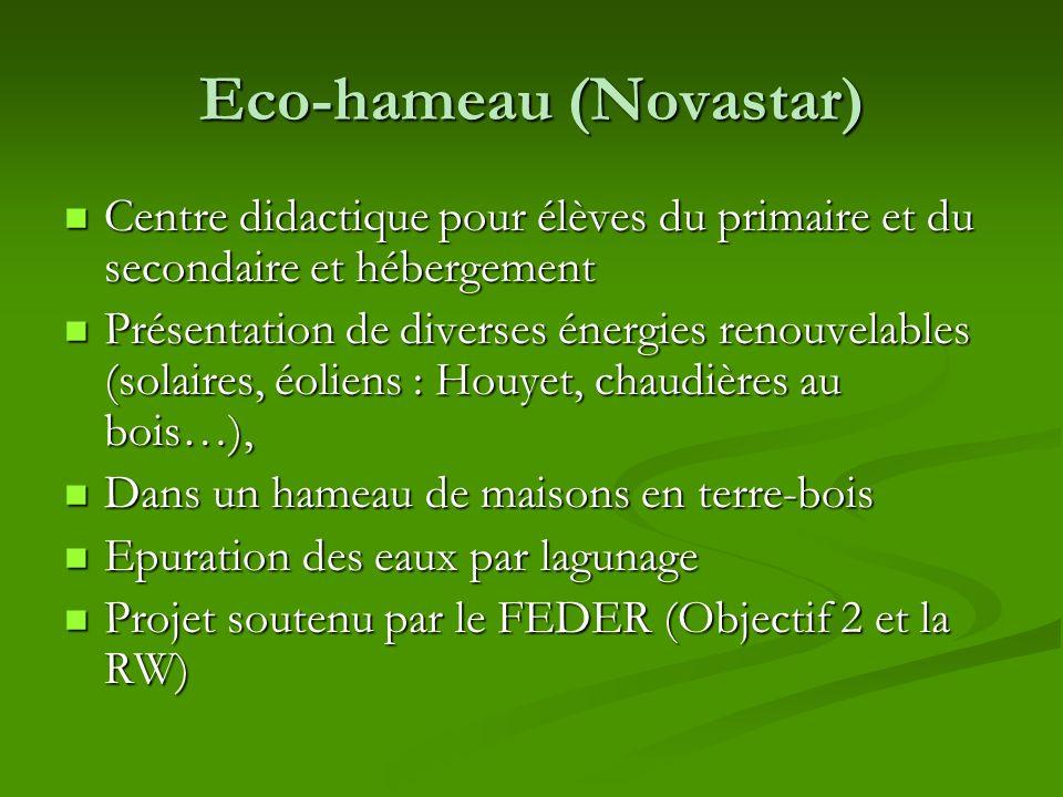 Eco-hameau (Novastar)