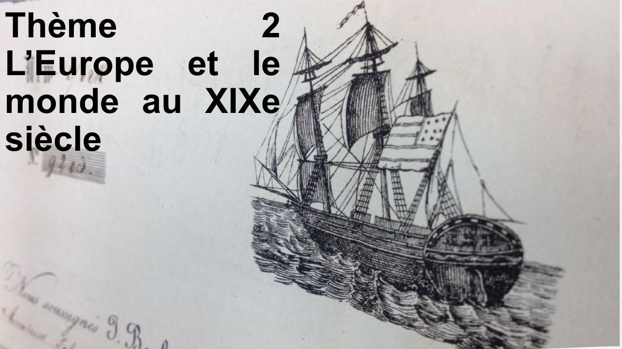 l'europe et le monde au 18ème siècle 4ème evaluation