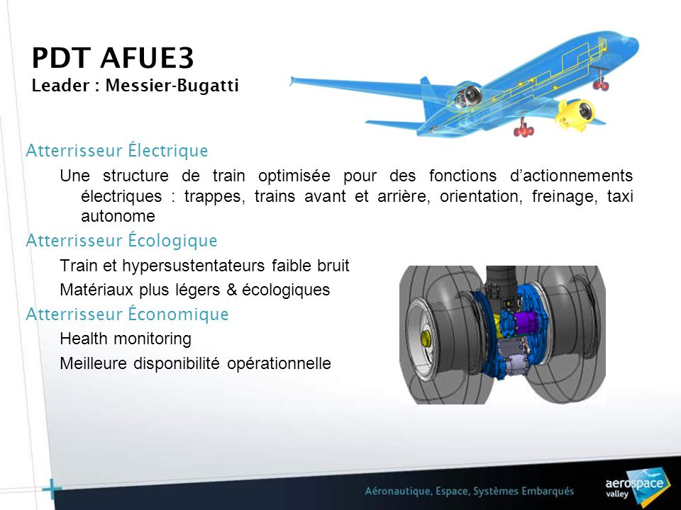 PDT AFUE3 Leader : Messier-Bugatti