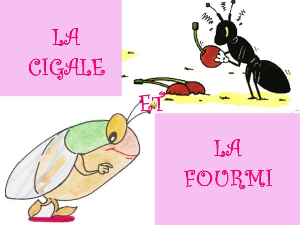 La cigale et la fourmi ppt video online t l charger - Illustration la cigale et la fourmi ...