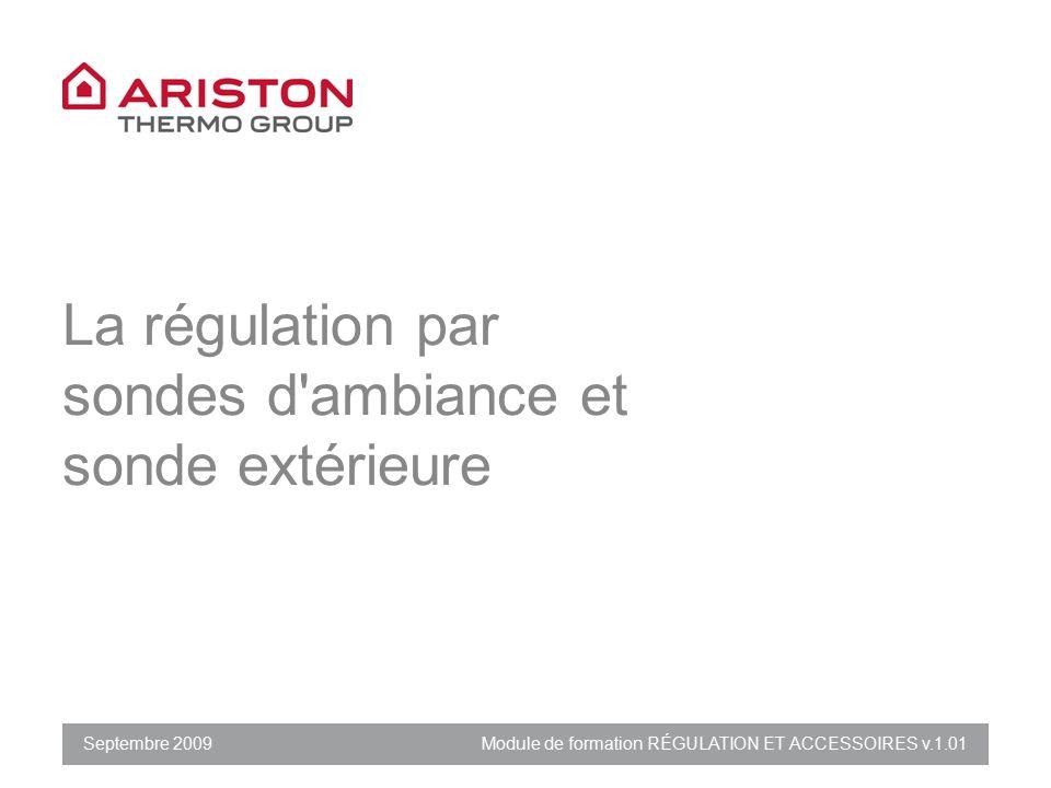 Galileo r gulation chauffage et accessoires ppt t l charger - Regulation chauffage avec sonde exterieure ...