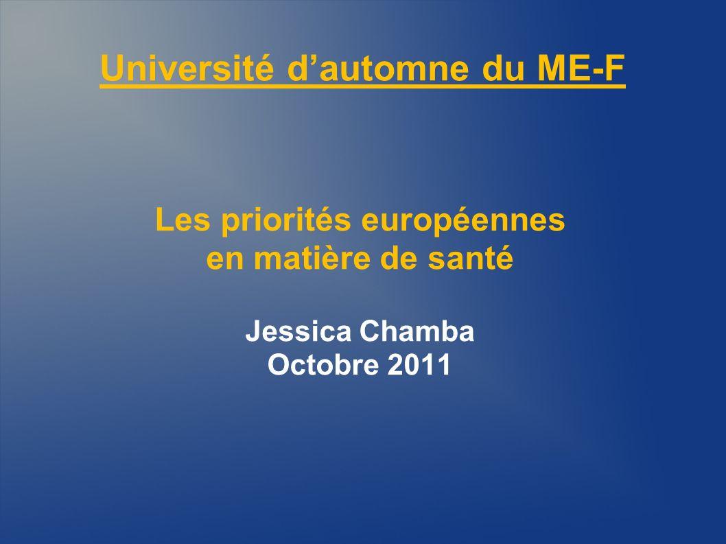 Université d'automne du ME-F