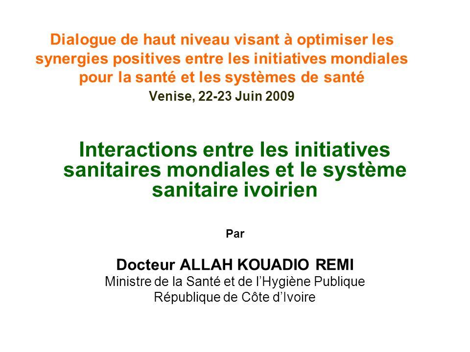 Docteur ALLAH KOUADIO REMI