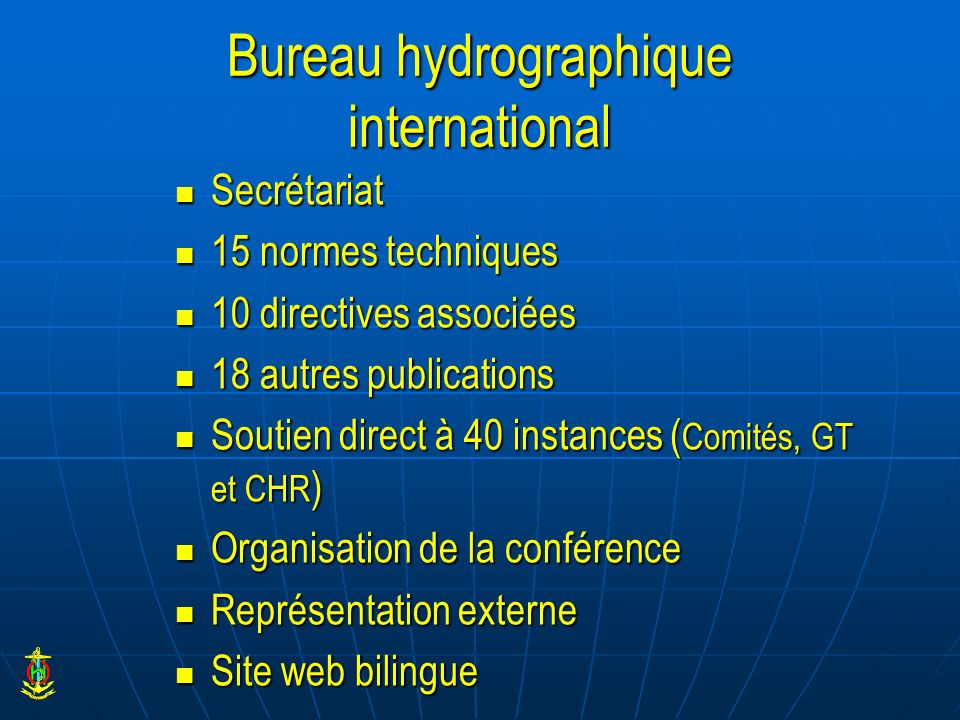Bureau hydrographique international