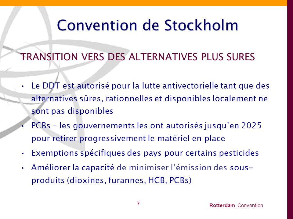 Convention de Stockholm