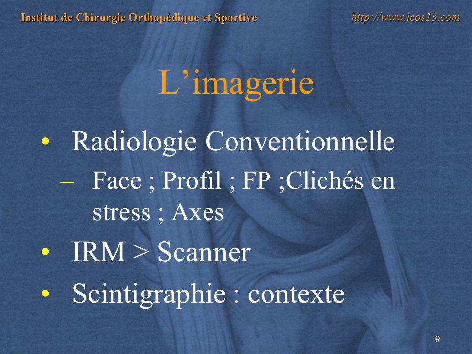L'imagerie Radiologie Conventionnelle IRM > Scanner