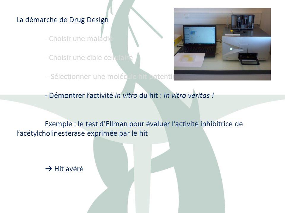 La démarche de Drug Design - Choisir une maladie