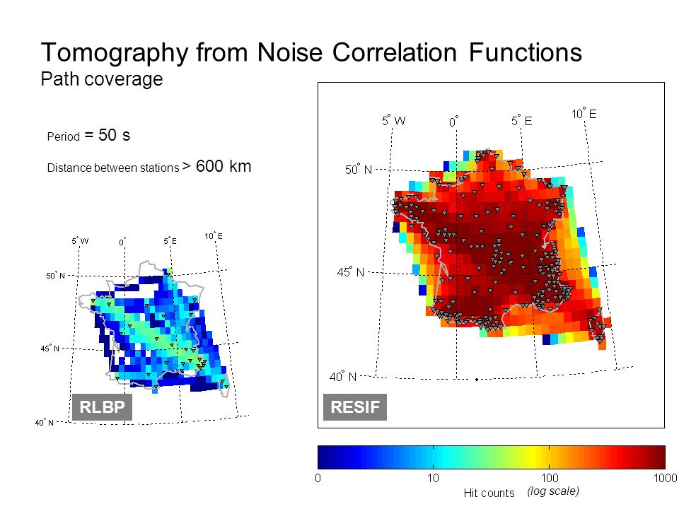 Tomography from Noise Correlation Functions Path coverage