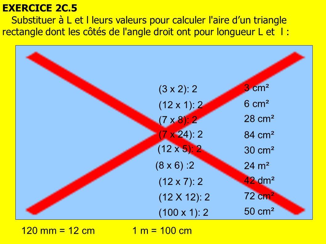 EXERCICE 2C.5