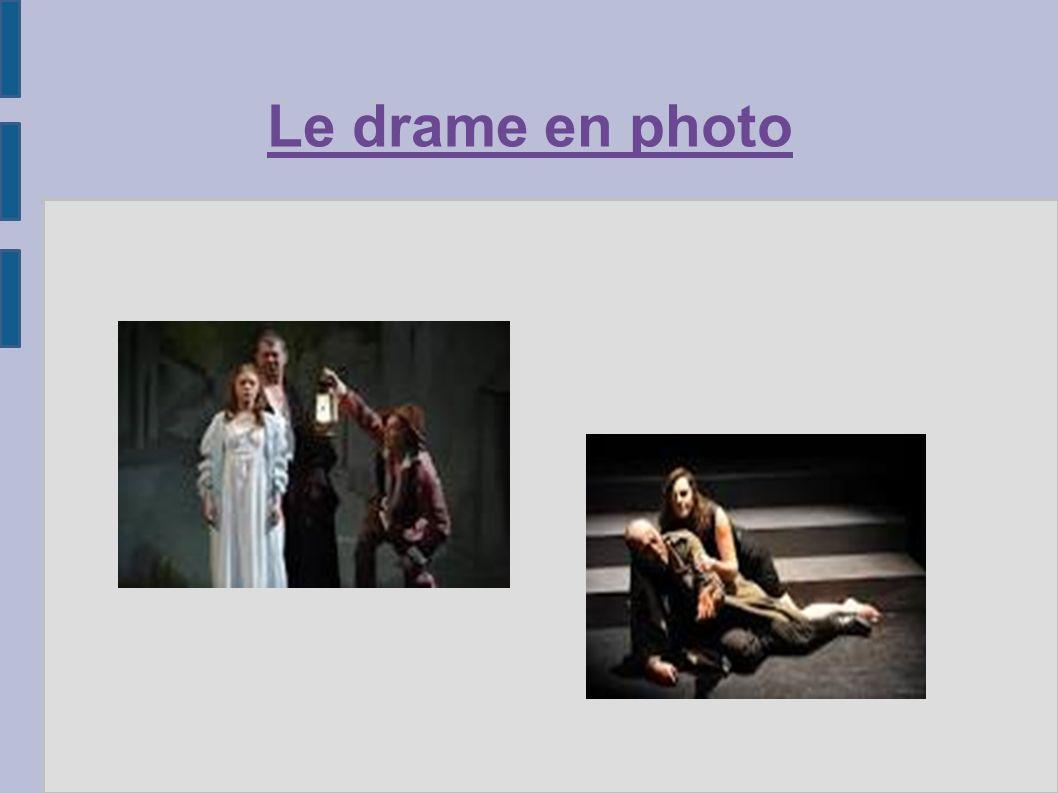 Le drame en photo