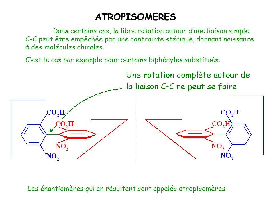 ATROPISOMERES