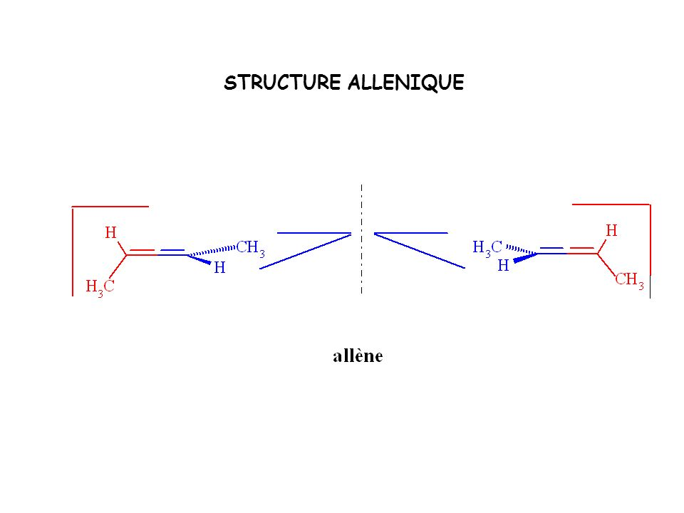 STRUCTURE ALLENIQUE
