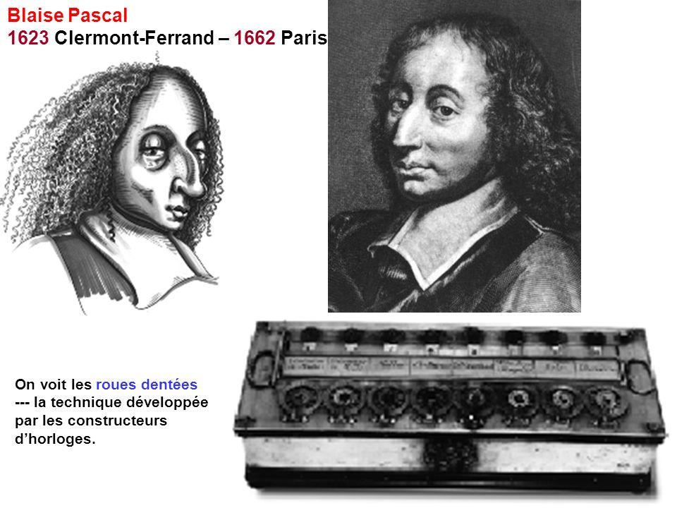1623 Clermont-Ferrand – 1662 Paris
